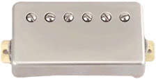 Dean Leslie West Mountain of Tone - Satin Nickel [DPULWSNCO]