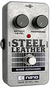 Electro Harmonix Nano Steel Leather []