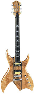 BC Rich Exotic Classic Bich - Natural Spalted Maple []