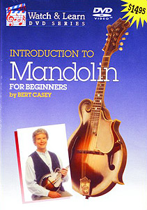 Watch And Learn Introduction to Mandolin (DVD)