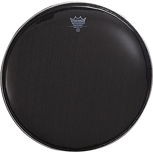 Black Max Marching Drumhead - 13 Inch