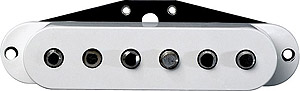 Dimarzio DP175SW True Velvet Neck Pickup - White [DP175SW]