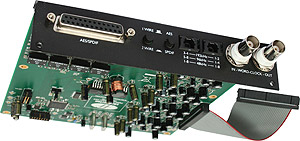 ISA8 8-Channel A/D Option