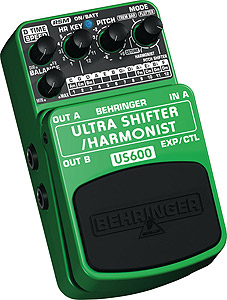 Behringer Ultra Shifter/ Harmonist US600 [US600]
