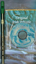 Feadog Original Irish Whistle Pack