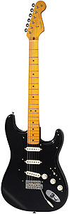Fender David Gilmour Signature Series Stratocaster® - NOS Black [0150068806]