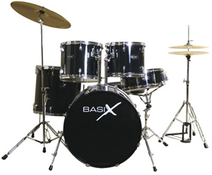 Basix CL105 - Black