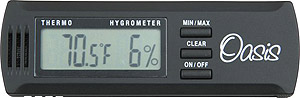 OH-2 Digital Hygrometer