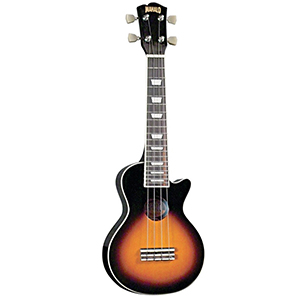 ULP-30VS Classic Guitar Shape Ukulele