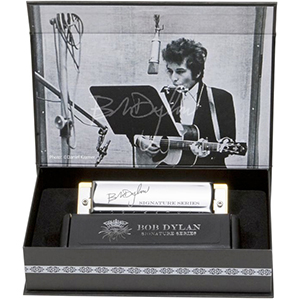 Hohner Bob Dylan Signature Series - Key of A [589-A/BOX]