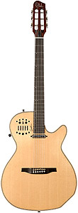 Godin Multiac Spectrum Steel SA - Natural High-Gloss [031238]