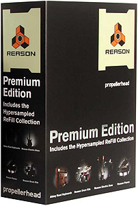 Propellerhead Reason Premium Edition []