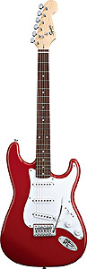 Squier Bullet Stratocaster with Tremolo - Fiesta Red