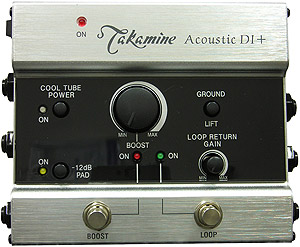 Takamine Acoustic DI+ [DI-PLUS]