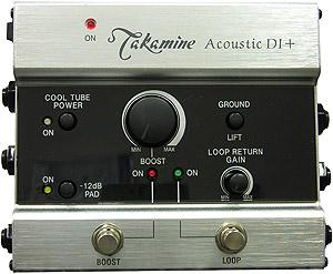 Acoustic DI+