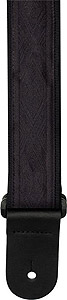 Planet Waves Textures Strap - Black Satin [50B01]