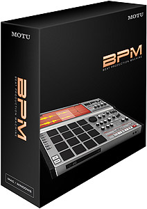 MOTU BPM Beat Production Software