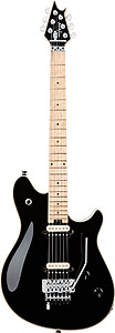 EVH Wolfgang USA AA Birdseye Maple Black [5107900885]