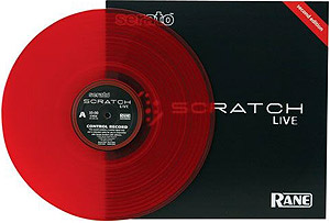 SSL Vinyl - Red