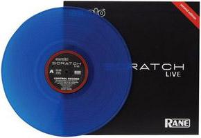 Rane SSL Vinyl - Blue