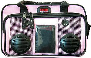 GL-Clarinet iPod Case - Pink