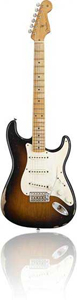 Fender Road Worn™ 50s Stratocaster® - 2-Color Sunburst - Maple