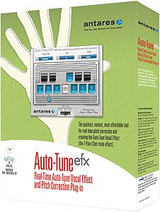 Antares Auto-Tune EFX []