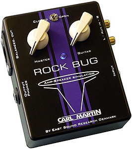 Carl Martin Rock Bug []