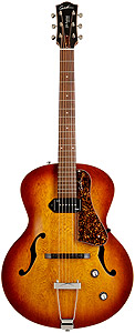 Godin 5th Avenue Kingpin - Cognac Burst