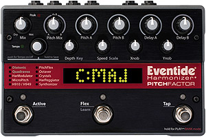 Eventide PitchFactor []