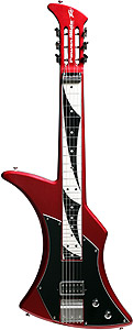 Peavey Power Slide Guitar - Burgundy