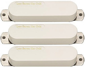 Lace Sensor Hot Gold 3-Pack - White [21203 ]