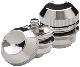 Hennessey Strap Lock - Chrome [NSL7200C]