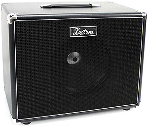 Kustom Coupe 112 Cabinet - Black []