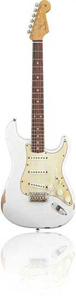 Fender Road Worn™ 60s Stratocaster® - Olympic White