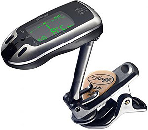 Stagg CTU-C Clip-on Tuner []