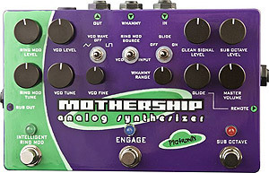 Pigtronix Mothership Analog Synthesizer [MGS]