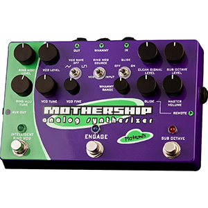 Pigtronix Mothership Analog Synthesizer