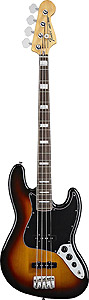 70s Jazz Bass® - 3-Color Sunburst