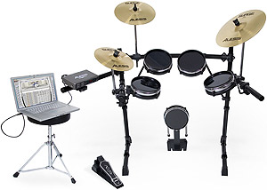 Alesis USB Pro Drum Kit with Surge Cymbals []