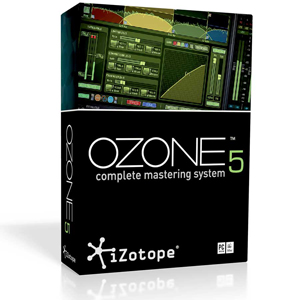 iZotope Ozone 5 Advanced [OZONE5ADVANCED]