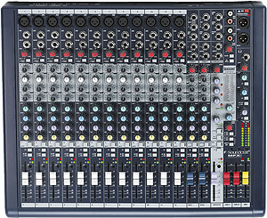Soundcraft MFXi 12/2 [RW5782US]