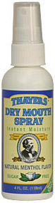 Dry Mouth Vocal Spray - Peppermint