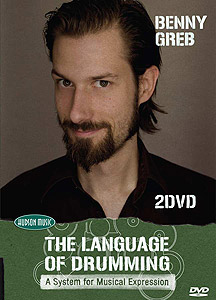 Hudson Music Benny Greb: The Language of Drumming [HL0320837]