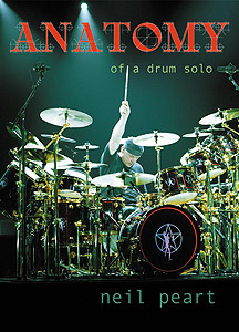 Hudson Music Neil Peart: Anatomy of a Drum Solo [HL00320520]