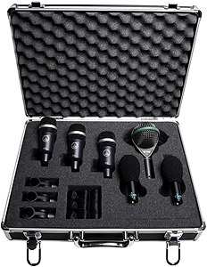 Akg Drum Set Rhythm Pack [2581Z00130]