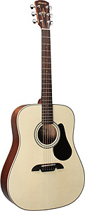 Alvarez RD2104VP Dreadnought Value Pack with Accessories [RD2104VP]