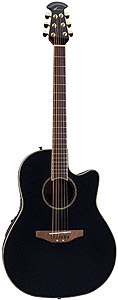Ovation CC24 - Black [CC24-5]