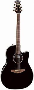 Ovation CC28 - Black [CC28]