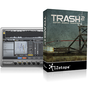 iZotope Trash 2 Digital Download [TRASH2]